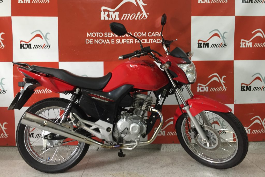 Honda Start 160 vermelha 2020