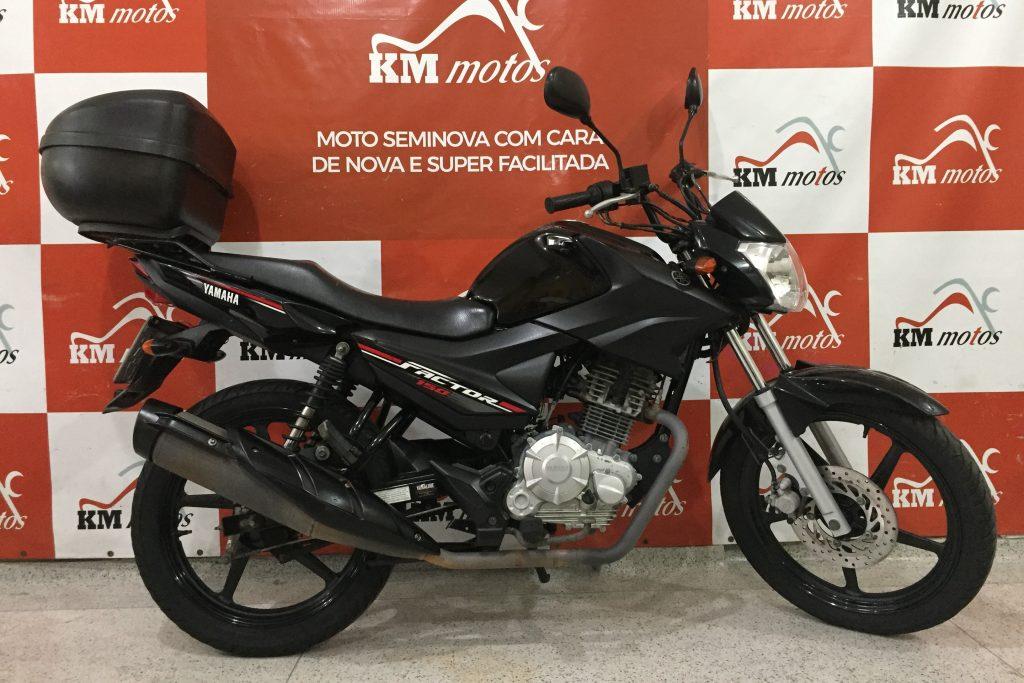 Yamaha Factor 150 ed Preta 2016