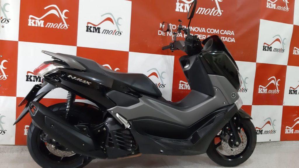 Yamaha Nmax 160 2016 Preta