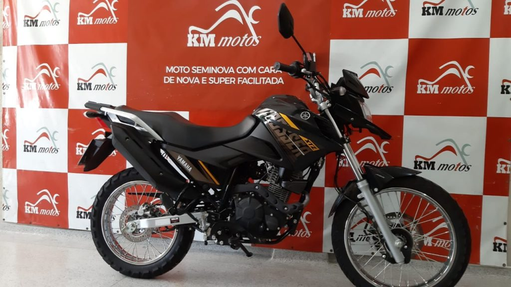 Yamaha Xtz 150 Crosser S 2020 Preta