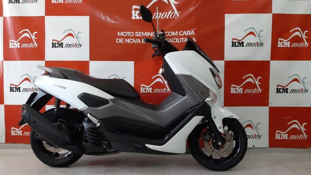 Yamaha Nmax 2019 Branca