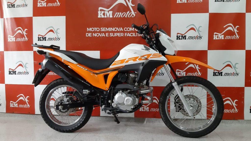 HondaNxr 160 Bros Esdd2018