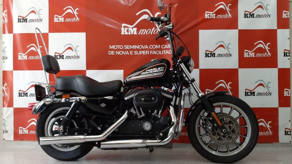 Harley DavidsonXL883R2014
