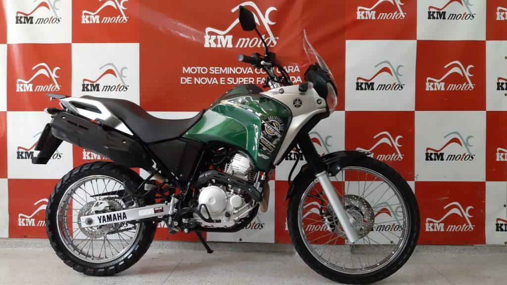 Yamaha Xtz 250 Tenere 2019  Verde