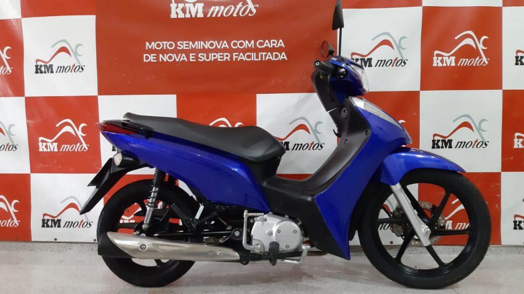 Honda Biz 125 2017 Azul