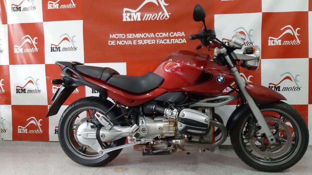 Bmw R1150R 2001 Vermelha