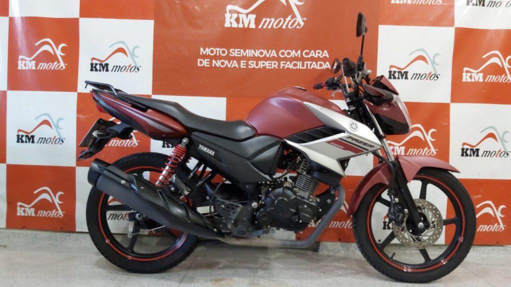 Yamaha YS 150 Fazer SED 2019 Vermelha