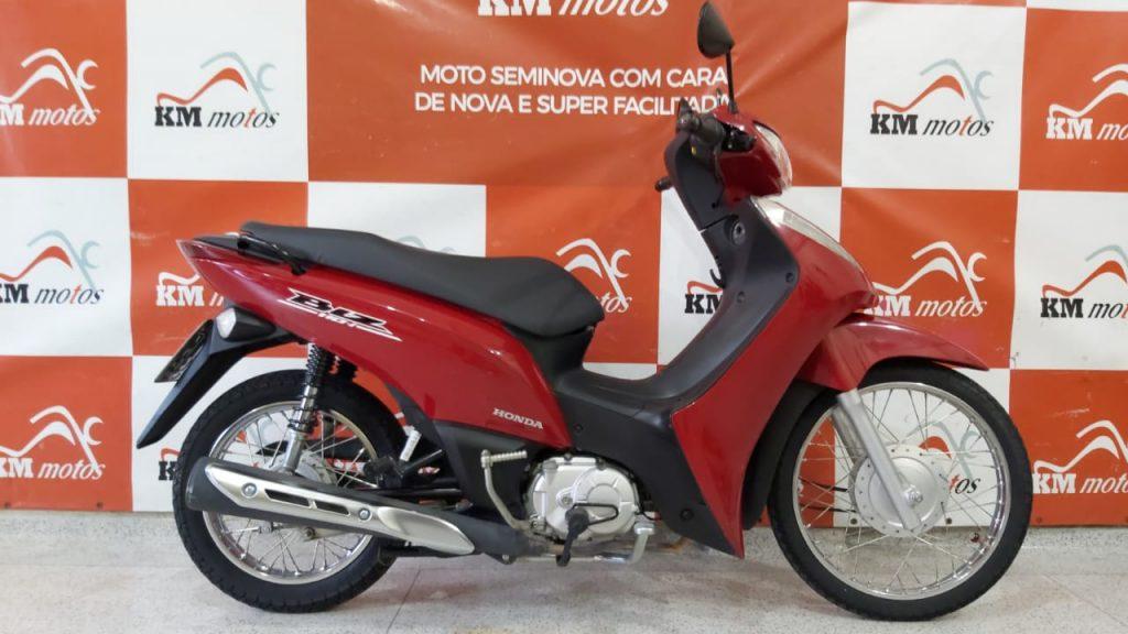 HondaBiz 110I2017