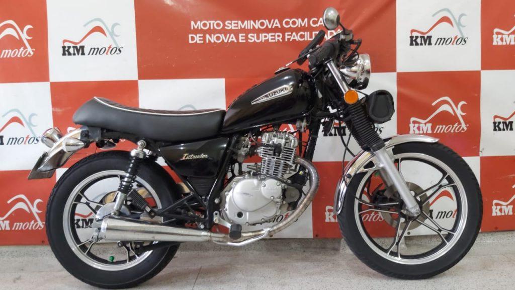 SuzukiIntruder 1252011