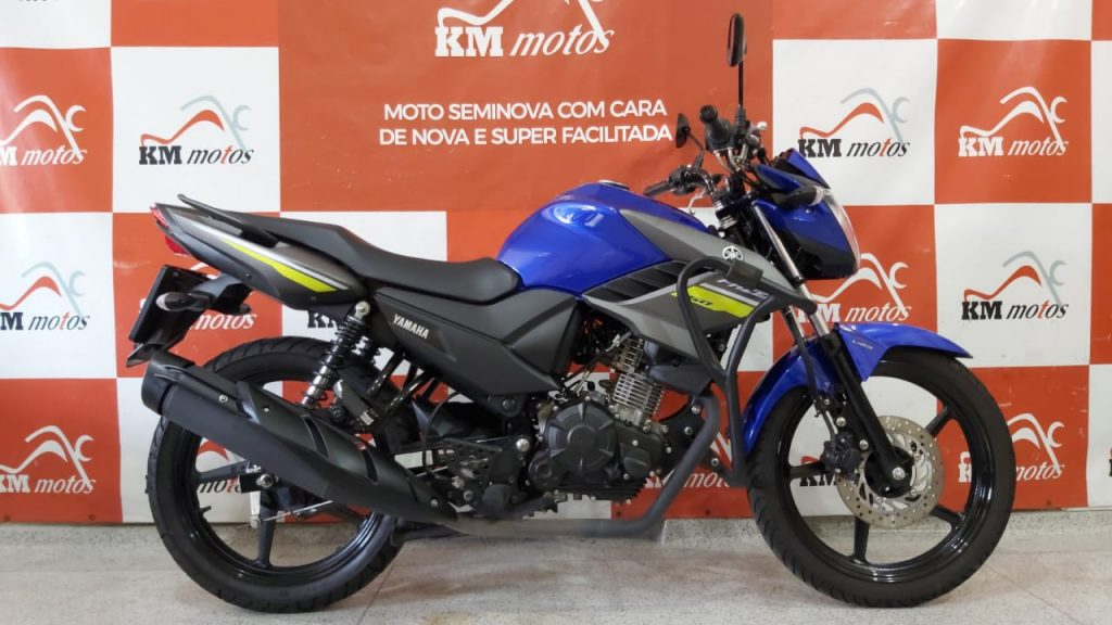 YamahaYS 150 Fazer SED2021
