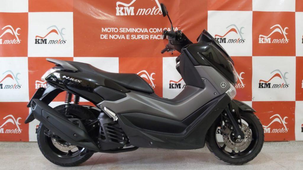 Yamaha Nmax 160 2020 Preta