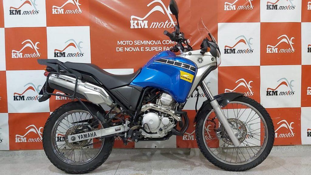 YamahaXTZ 250 Tenere2013