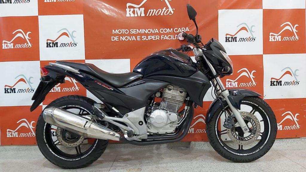 Honda CB 300R 2012 Azul