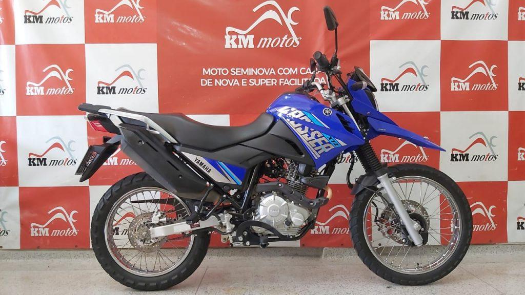 Yamaha XTZ 150 Crosser Z ABS 2019 Azul