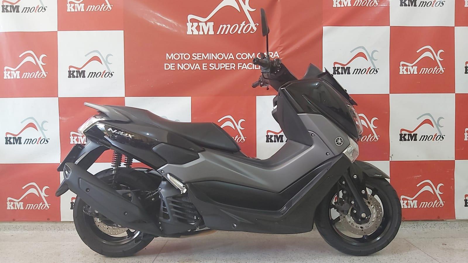 Yamaha Nmax 160 ABS 2019 Preta