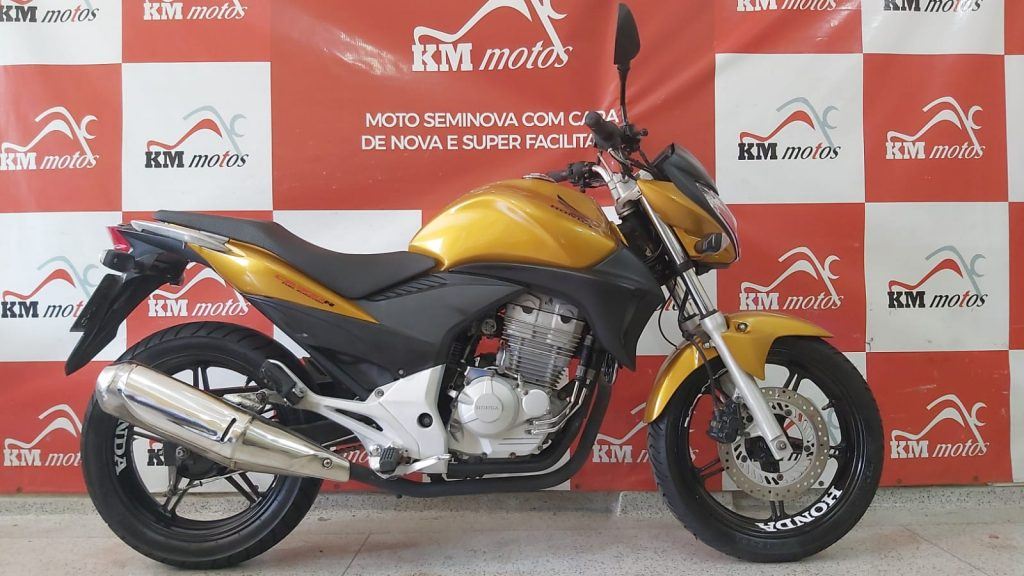 HondaCB 300R2010