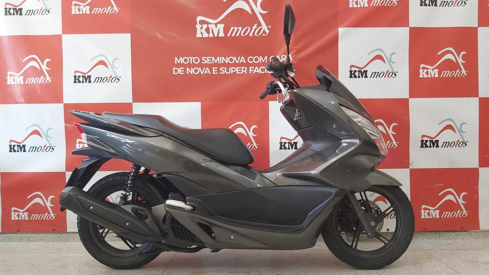 Honda PCX 150 2017 Cinza