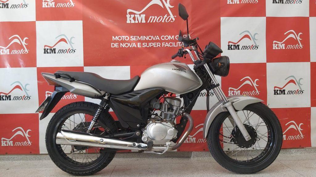 HondaCG 150 Fan ESI2010