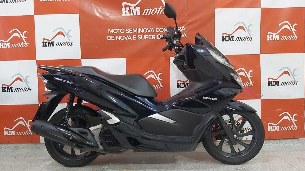 Honda PCX 150 2019 Azul