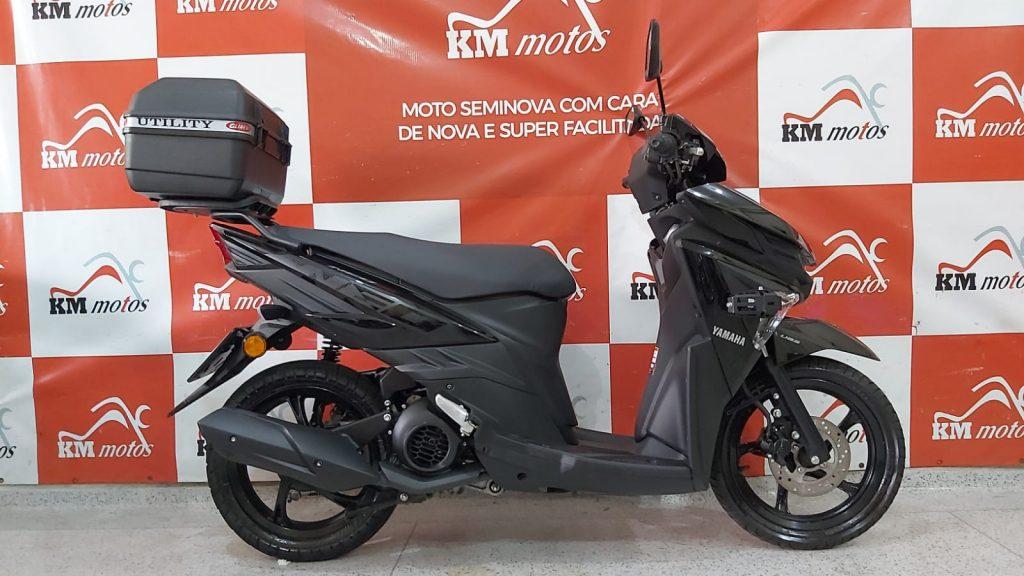 Yamaha Neo 125 2021 Preta