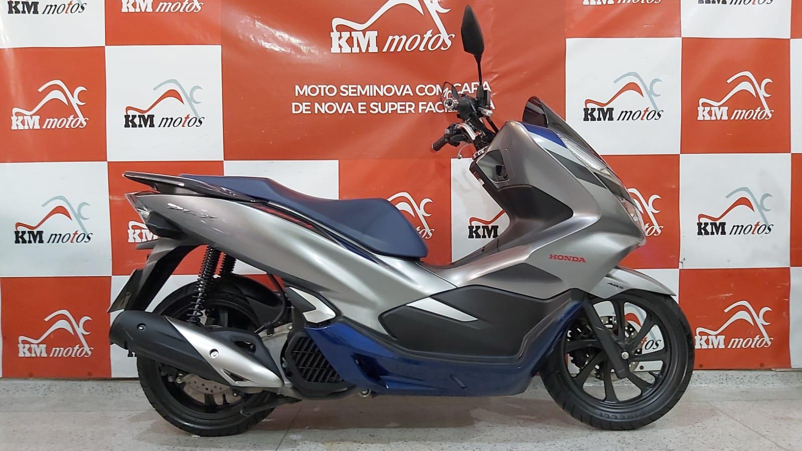 Honda Pcx Sport Abs 2020 Prata