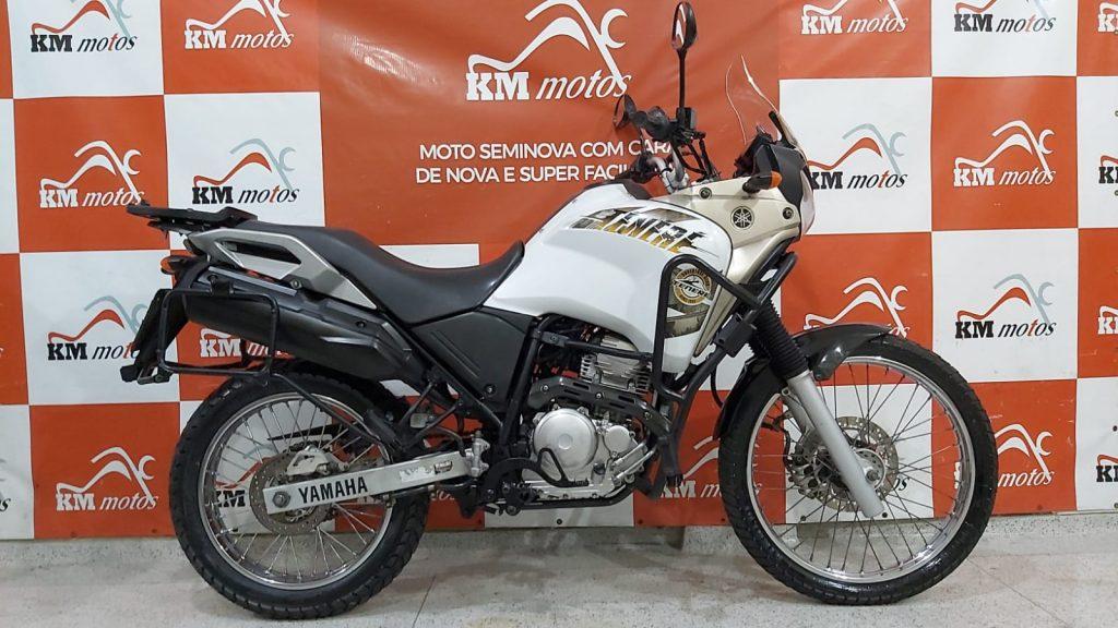Yamaha XTZ 250 Tenere Flex 2016 Branca