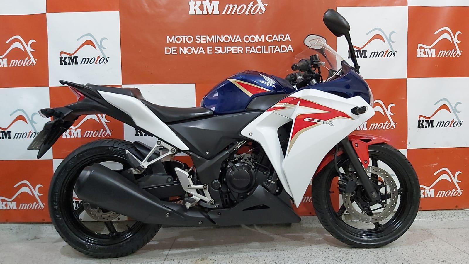 Honda CBR 250R 2012 Azul