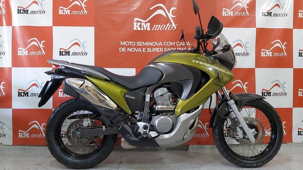 HondaXL 700V Transalp2012