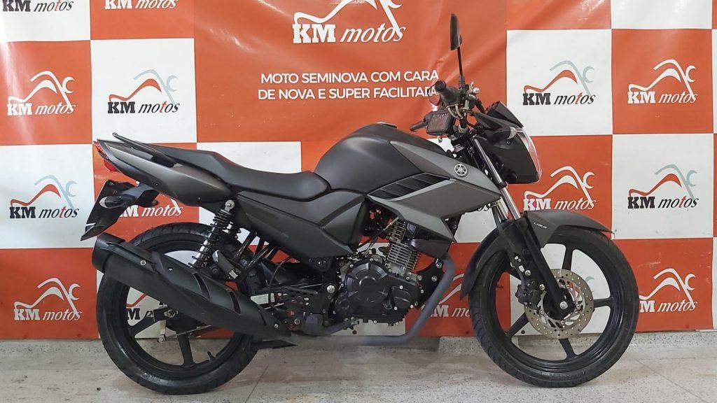 Yamaha YS 150 Fazer SED 2021 Preta