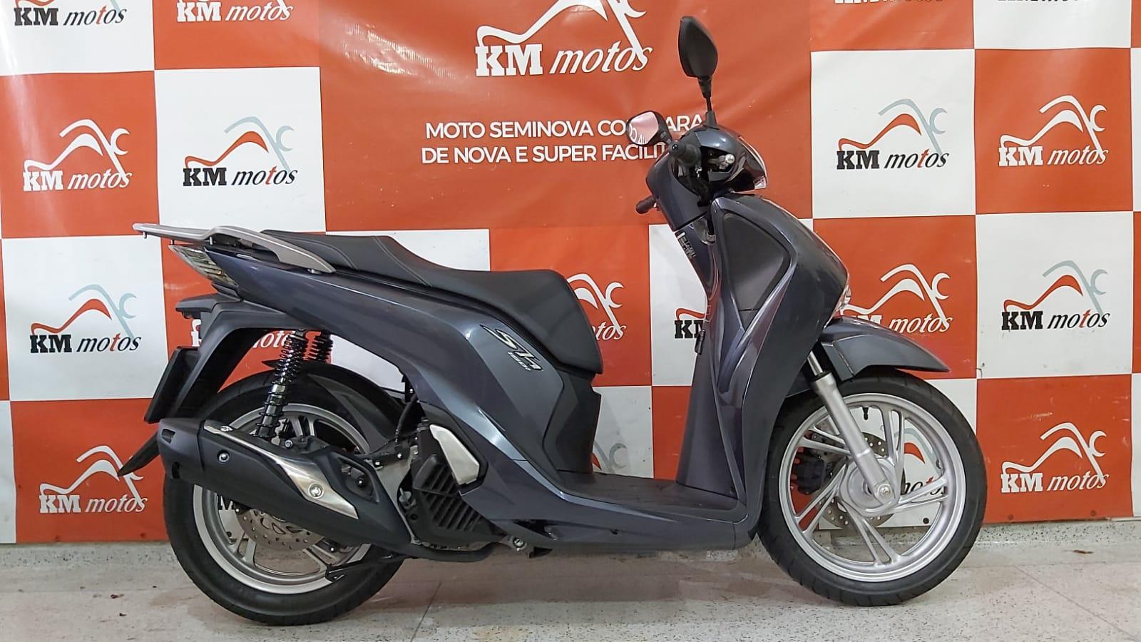 Honda SH 150I ABS 2021 Cinza